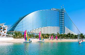 Exterior - Jumeirah Beach Hotel