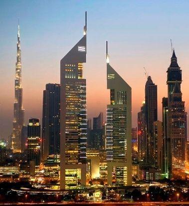 Exterior - Jumeirah Emirates Towers