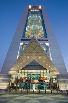 - Jumeirah Emirates Towers