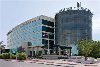 Exterior - Millennium Airport Hotel Dubai