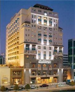 Exterior - Metropolitan Palace Dubai