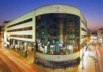 Exterior - Admiral Plaza Hotel