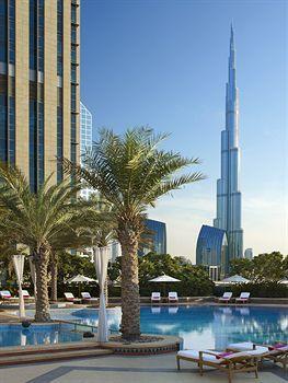 Exterior - Shangri-La Hotel Dubai