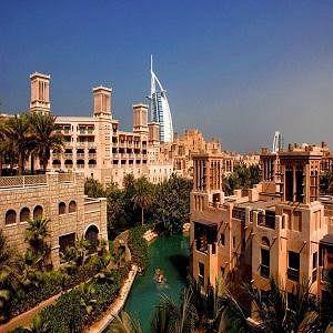 - Al Qasr Madinat Jumeirah