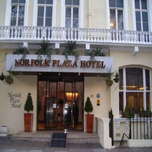 Exterior - Norfolk Plaza Hotel