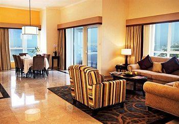 - Dubai Marriott Harbour Hotel & Suites