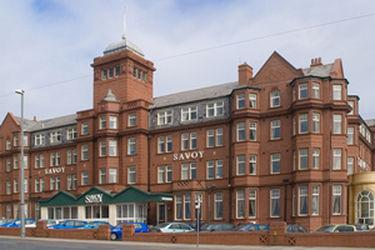 Exterior - Savoy Blackpool Hotel
