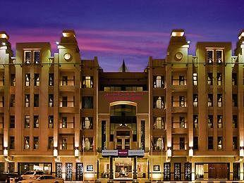 Exterior - Mercure Gold Hotel Al Mina Road Dubai