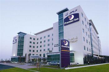 Exterior - Premier Inn Dubai Investment Park