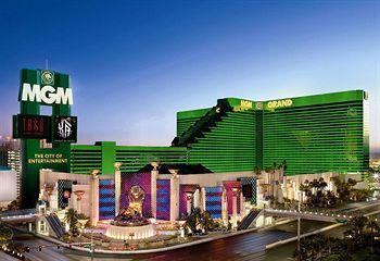 Exterior - MGM Grand Hotel and Casino