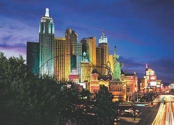 Exterior - New York-New York Hotel & Casino