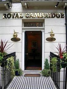Exterior - ROYAL CAMBRIDGE HOTEL