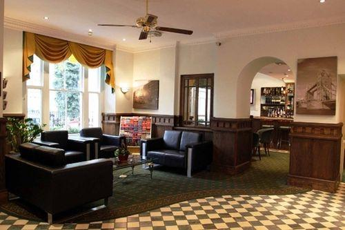 Lobby - Quality Crown Hotel Hyde Park