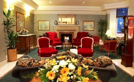 Lobby - The Regency Hotel