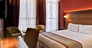 - The Regency Hotel