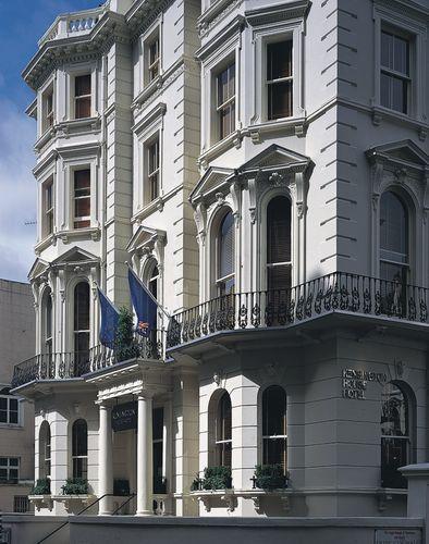 Exterior - KENSINGTON HOUSE HOTEL