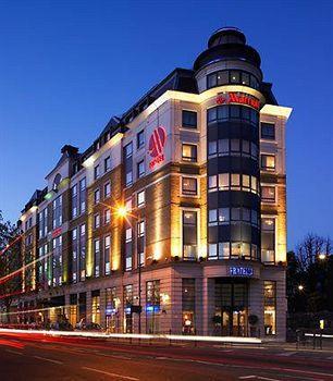 Exterior - Marriott London Maida Vale