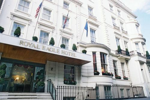 Exterior - Royal Eagle Hotel