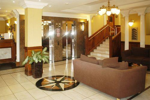 Lobby - Royal Eagle Hotel