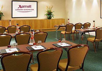 - London Marriott Hotel Kensington
