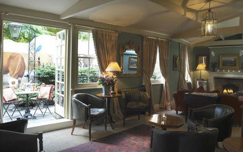 Lobby - The Rookery Hotel