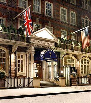 Exterior - The Goring