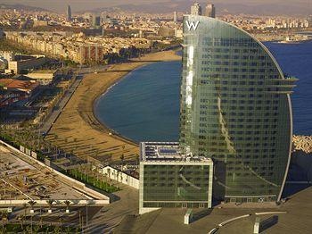 Exterior - W Barcelona