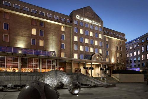 Exterior - Sheraton Grand Hotel & Spa, Edinburgh