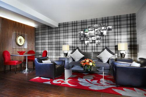Lobby - Sheraton Grand Hotel & Spa, Edinburgh