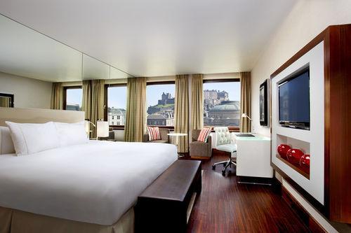 Guestroom - Sheraton Grand Hotel & Spa, Edinburgh