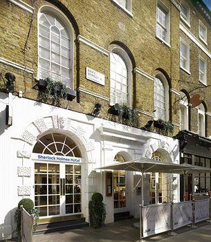 Exterior - Park Plaza Sherlock Holmes London
