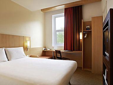 Guestroom - Ibis London Greenwich