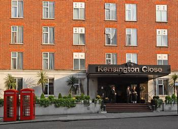 - The Kensington Close Hotel & Spa