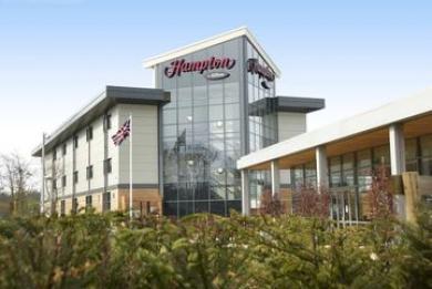 Hampton By Hilton Corbyketteri